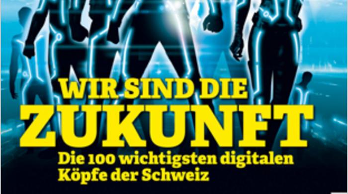 """Einer der 100 """"Digital Shapers""""!"""
